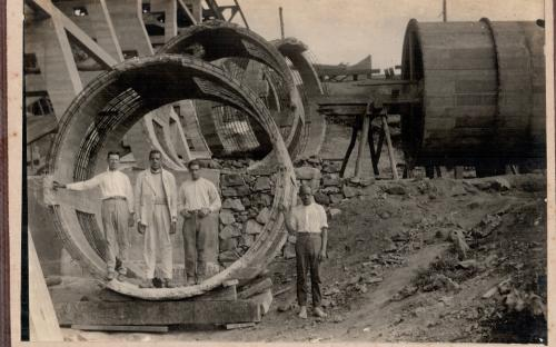 Barragem (02/08/1928)