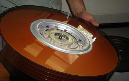 disco flexível