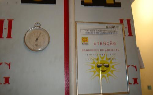quarto seco -  procedimentos para climatização do ambiente