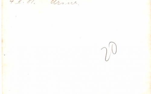 Verso - 04/05/1931