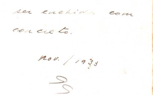 Verso (11/1933)