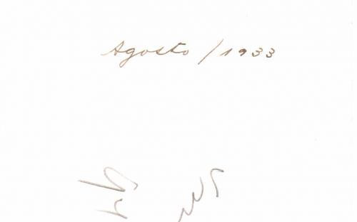 Verso (08/1933)