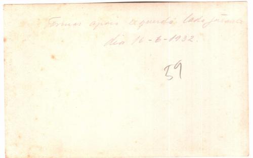 Verso - 16/06/1932