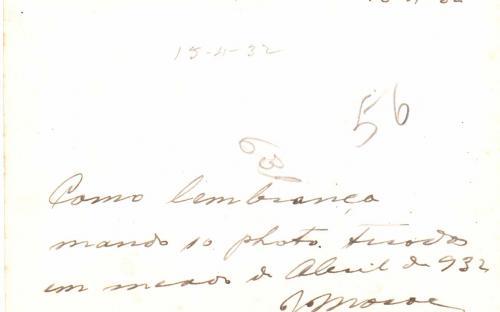 Verso - 15/04/1932