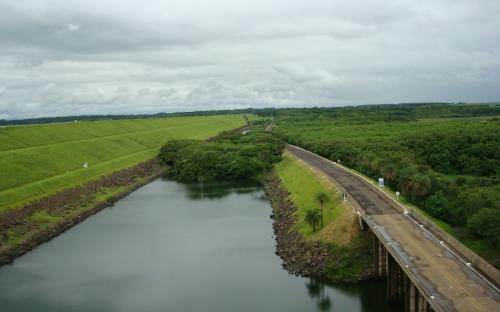 barragem de terra