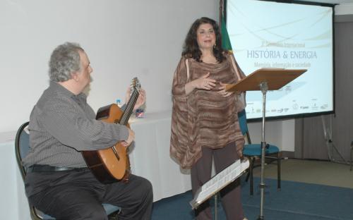 Concerto Adelia Issa e Edelton Gloeden