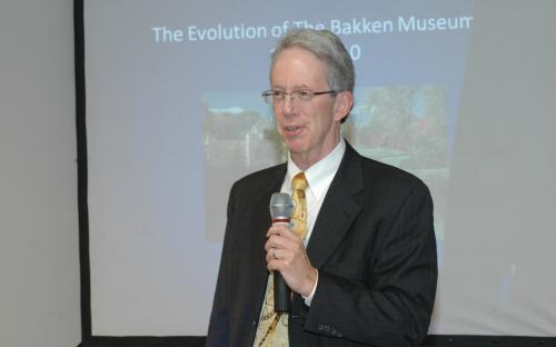 Conferência David Rhees_Bakken Museum