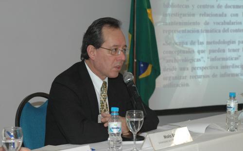 Conferencia Mario Barite
