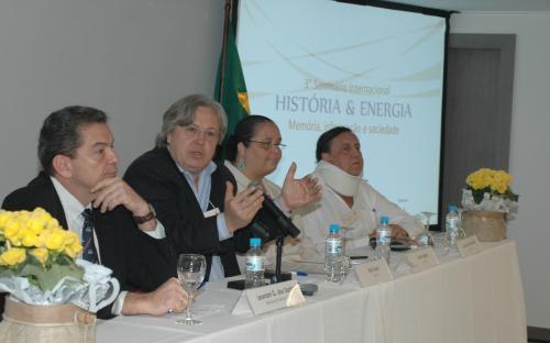 Mesa-redonda Marcos constitutivos do Sistema Elétrico Brasileiro