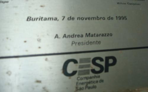 placa assinatura