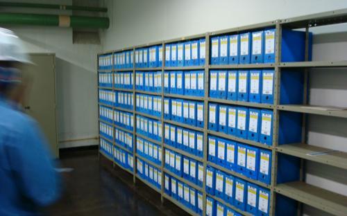 vista do arquivo